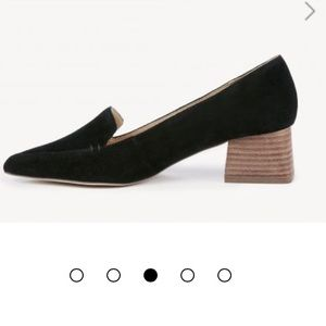 Sole Society Mavis Heel Loafer